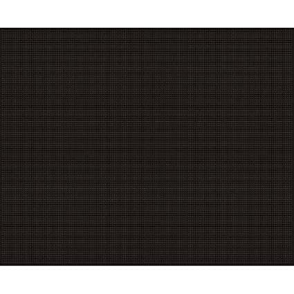 Charmant Apache Mills Trooper Industrial Entrance Door Mat, Black, 24 Inch By 32