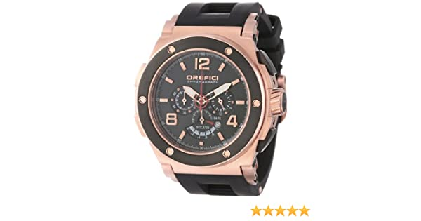 Amazon.com: Orefici Unisex ORM1C4807 Regata Chronograph Strong Bold Powerful Italian Watch: Watches