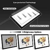 A4 LED Light Box Tracing Light Pad - Ultra-Thin