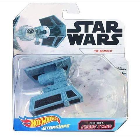 Star Wars Starship - Hot Wheels Star Wars Starship Tie Bomber