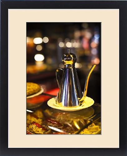 Framed Print of Spain, Madrid, Plaza de San Miguel, Mercado de San Miguel, artisan food by Fine Art Storehouse