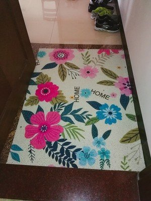 Spanish in Non Floor Slip Rug Dress Front Bathroom Living Mat Painting and Entrance Room Rubber Bedroom Kitchen Door Mat Doormat Red Customized Flamenco Dancer Mats Indoor rvxpSv