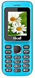 Hicell C5 basic feature mobile phone with Dual sim, 1.8 inch display, 1050 mAH battery, FM radio , Bluetooth, Torch, Digital camera,SOS, expandable upto 16GB, BIS certified and 1 year warranty ( Blue Black)
