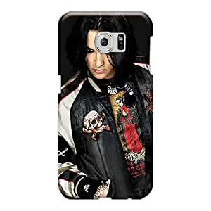 High Quality Phone Cases For Samsung Galaxy S6 With Provide Private Custom Nice The 69 Eyes Band Series IanJoeyPatricia