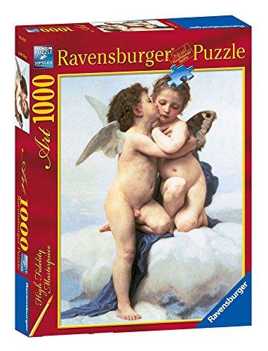 Ravensburger 15811 Bouguereau Amore E Psiche Puzzle 1000 Pezzi Arte