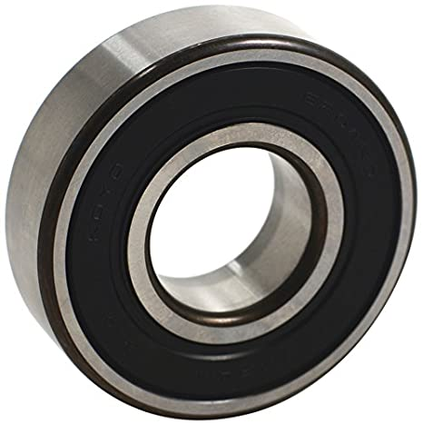 10 Bearing 6204 2RS 20 x 47 x 14 mm Metric Bearings VXB