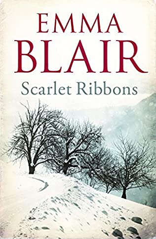 book cover of Scarlet Ribbons