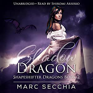 Shadow Dragon Audiobook