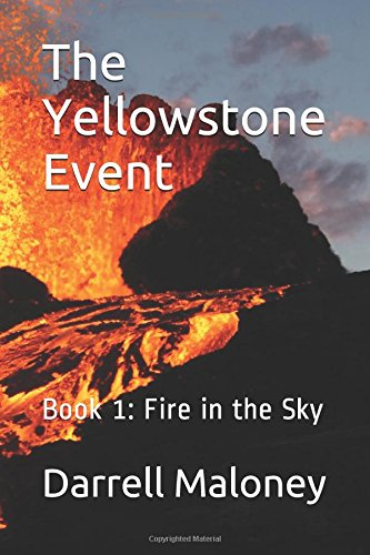 Yellowstone Event Book Fire Sky product image