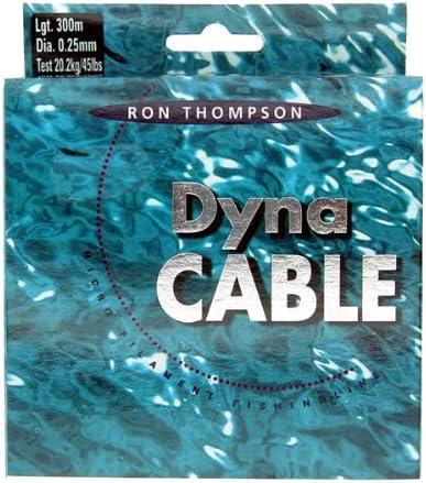 Ron Thompson - - Sedal de Pesca con Mosca (Nylon, Trenza ...