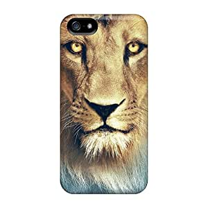 Scratch Protection Cell-phone Hard Cover For Apple Iphone 5/5s (ETv242uUSp) Allow Personal Design Lifelike The Chronicles Of Narnia Series