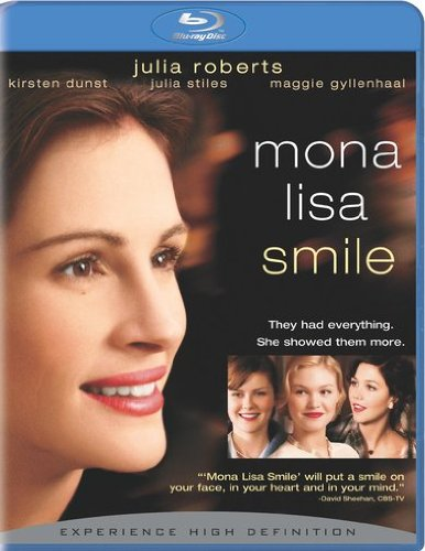 Blu-ray : Mona Lisa Smile (, Dubbed, Dolby, AC-3, Widescreen)