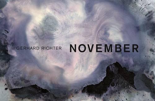 Gerhard Richter: November by Gerhard Richter (2015-01-31)