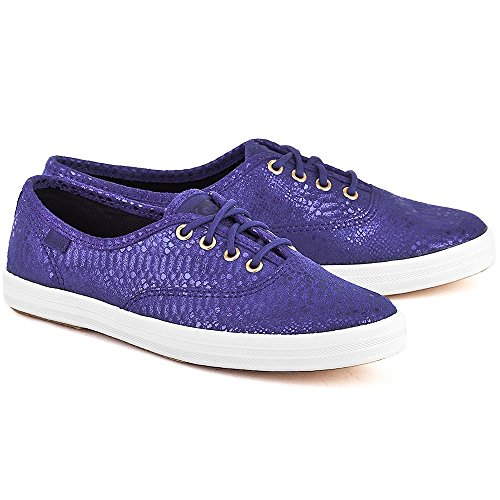 Keds Champion Exotic Shimmer Blue KWH54610