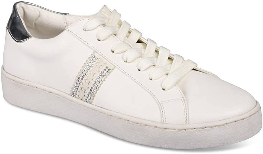 MERRY SCOTT Baskets Blanc Chaussea P42: