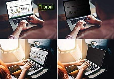 Privacy Screen Sichtschutz Displayschutz-Folie upscreen Anti-Spy Blickschutzfolie kompatibel mit Apple MacBook Pro 13 2020 Touch Bar
