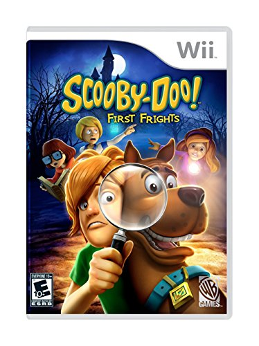 Scooby Doo First Frights - Nintendo Wii (Renewed)