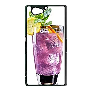 Mixed drink Cocktail Phone Case Sony Xperia Z2 Compact/Z2 mini Cocktail High quality