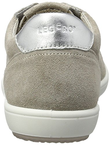 Sneakers 24 Women's Ghiaccio Trapani Beige Top Low Legero CUwnB