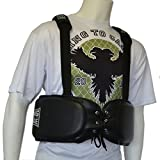 Boxing Trainers Rib Protector, Light trainers vest for MMA, Muay Thai, Martial Arts