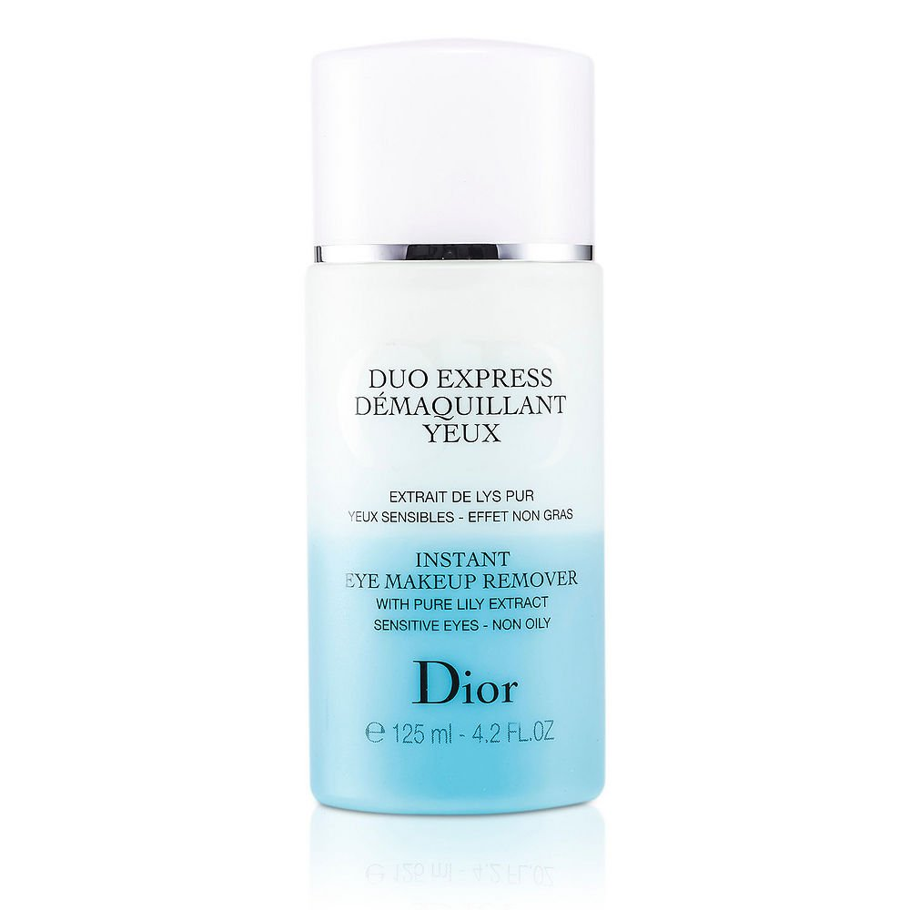 CHRISTIAN DIOR by Christian Dior Instant Eye Makeup Remover --125ml/4.2oz (Package of 4 )