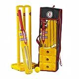 GN Lazer Plastic Cricket Equipment Set