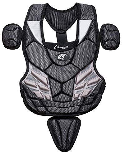 Champion Sports Baseball Chest Protector: Youth Baseball and Little League Catchers Sports - Little League Catcher