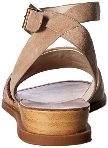Kenneth Cole Sandalo Marrone Cinturino Alla Caviglia Per Donna New York Womens