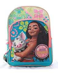 Princess Moana Girls Kids School Backpack Bookbag