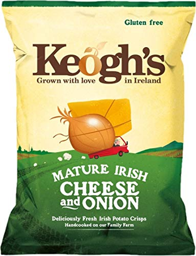17 green ways for St. Patrick's Day | Keogh's Dubliner Irish Cheese & Onion Crisps | Eat. Drink. Work. Play.