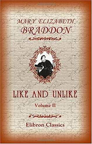 book cover of Like and Unlike