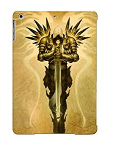 Hot JXSGfde558BAUVF Case Cover Protector For Ipad Air- Diablo Iii / Special Gift For Lovers