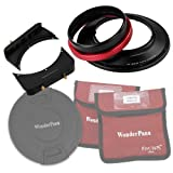 WonderPana 66 FreeArc Kit - Rotating 145mm Filter Holder, 6.6'' Filter Brackets, Cap f/Tokina 16-28mm f/2.8 AT-X Pro FX Lens