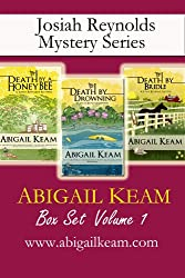 Josiah Reynolds Mysteries Box Set 1: Death By A HoneyBee, Death By Drowning, Death By Bridle