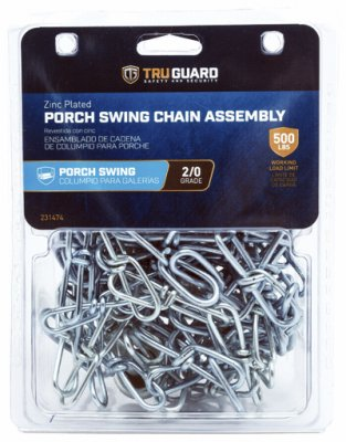 APEX TOOL GROUP T0702024TG Tru-Guard Porch Swing Chain