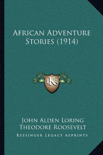Download African Adventure Stories (1914) PDF