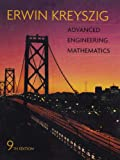 Advanced Engineering Math 9th Edition with Mathematica Computer Manual 9th Edition Set, Kreyszig, Erwin, 0471798665