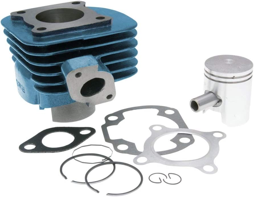 Rms Blue Line Zylinderkit 50ccm Kompatibel Für Atu Explorer Race Gt50 Auto