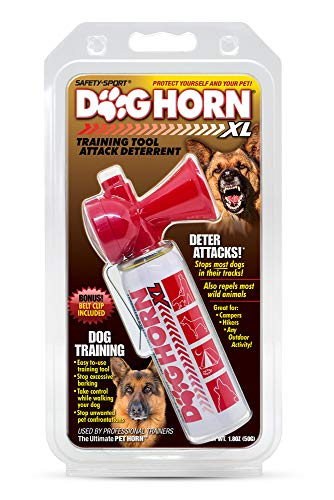 SAFETY-SPORT DOG HORN XL