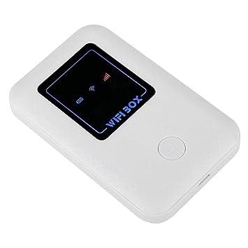 Tarjeta de Red inalámbrica portátil Caja WiFi, 4G LTE Caja ...