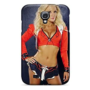 Perfect Fit GOr5267fFFt Denver Broncos Cases For Galaxy - S4