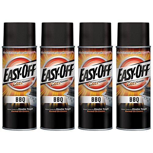 Easy Off Grill Cleaner 14 5 Pack