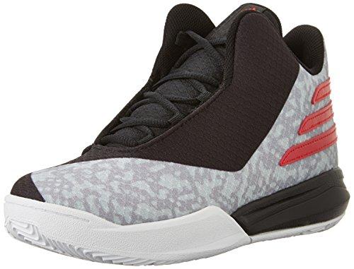 size 40 661ca 25a08 adidas Performance Light EM Up 2 C Shoe (Little Kid),Light Onix Grey Grey  Scarlet Black,1.5 M US Little Kid - Buy Online in Oman.