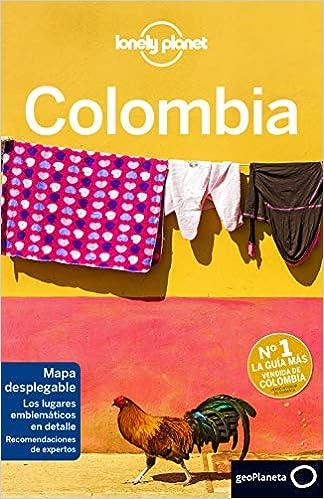 Colombia 4 (Guías de País Lonely Planet): Amazon.es: Egerton, Alex, Masters, Tom, Raub, Kevin, Bremner, Jade, Ribera de Madariaga, Blanca, Álvarez González, Delia: Libros