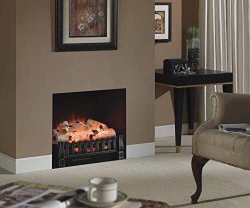 Terrific Duraflame Dfi021Aru 05 Electric Log Set Heater With Realistic Ember Bed Antique Bronze Download Free Architecture Designs Crovemadebymaigaardcom