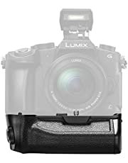 Neewer Kamera Vertikale Batterie Griff Ersatz für das Original DMW-BGG1 für Panasonic G80 G85 Kamera, Funktioniert mit BLC12 Li-Ion Akku (Batterie Nicht im Lieferumfang enthalten)
