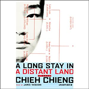 A Long Stay in a Distant Land Audiobook