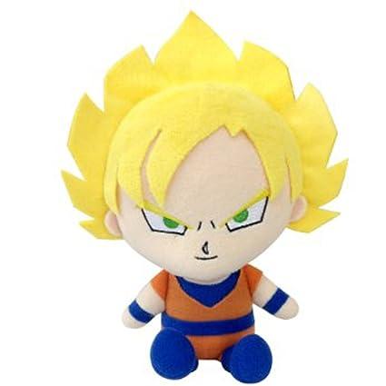 DRAGON BALL Z Legend QuotSuper Saiyan Gokuquot 30 CM Collectible Soft Toy