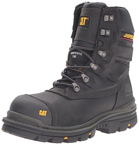 insulated work boots caterpillar - 8