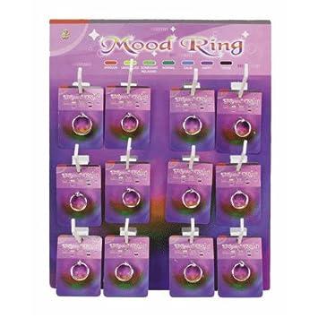 Mood Ring Junior (el anillo que cambia de color dependiendo de su estado de ánimo